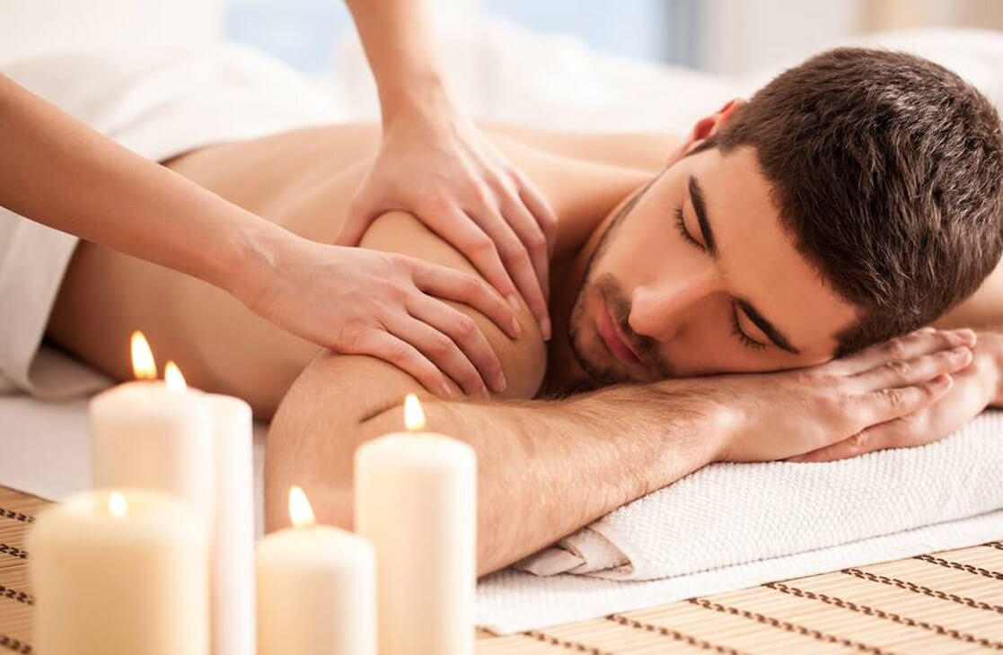 SPA-TREATMENTS FOR MEN